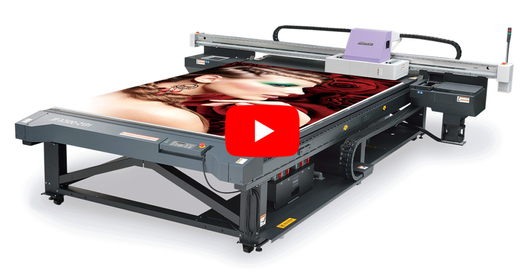 Imprimante UV LED grand format mimaki JFX500