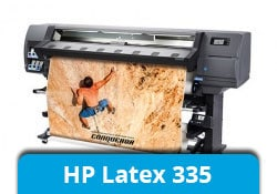 Imprimante HP Latex 335