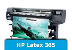 Imprimante HP latex 365