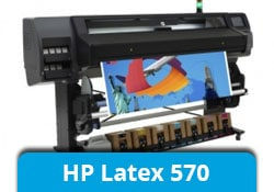 Imprimante HP Latex 570