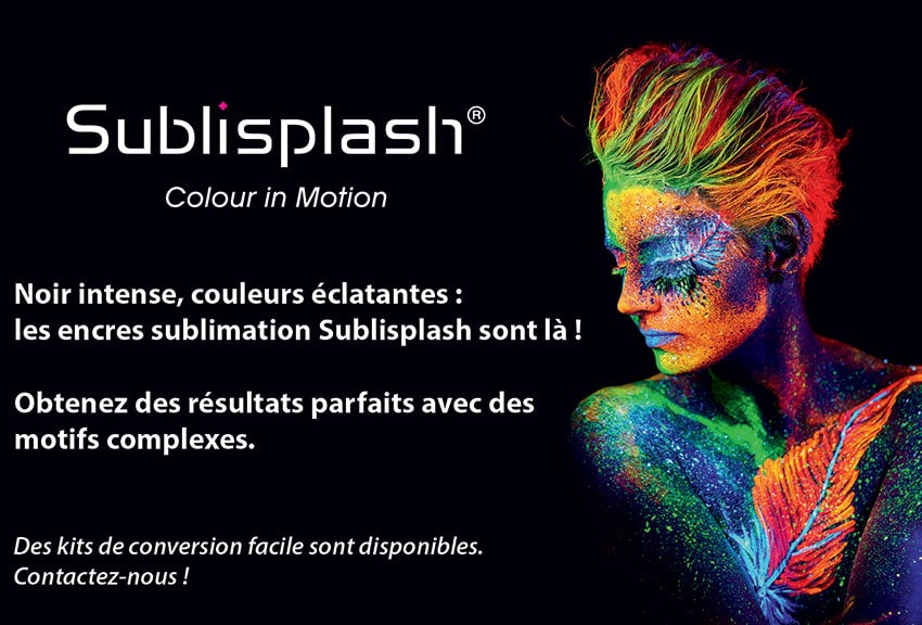 Sublisplash - Haut de page